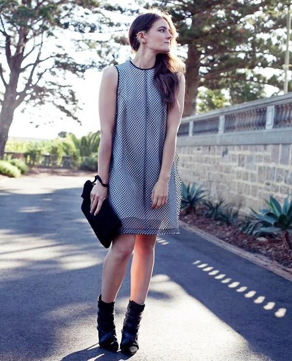 Những Kiểu Váy Suông Cần Có Trong Mùa Hè Này