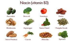Tác Dụng Của Vitamin PP Là Gì?