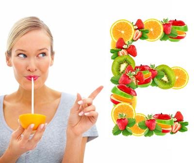 Vitamin E và 10 Công Dụng Làm Đẹp Với Da