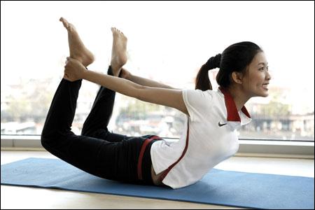 Các Bài Tập Thể Dục Yoga Giảm Cân Sau Sinh Nhẹ Nhàng
