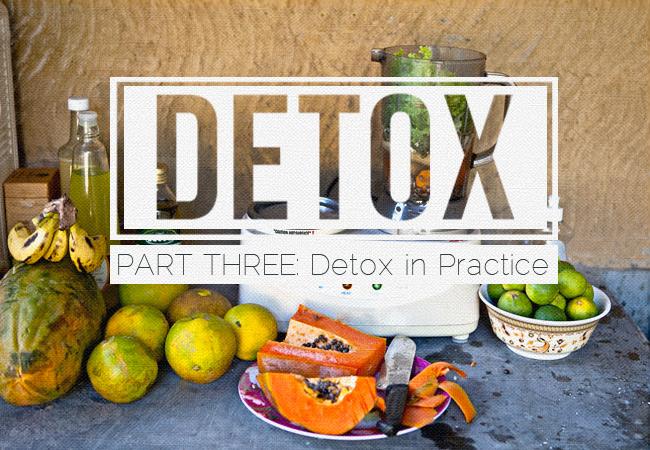 Tìm Hiểu Thực Hư Về Phương Pháp Giảm Cân Detox