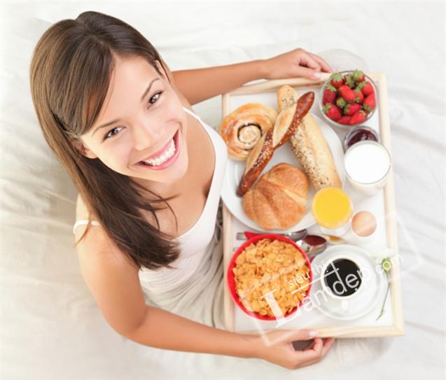 Ăn đúng cách để tăng cân hiệu quả