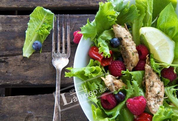 Thực Đơn Giảm Cân Cấp Tốc Bằng Chế Độ Ăn Clean Eating