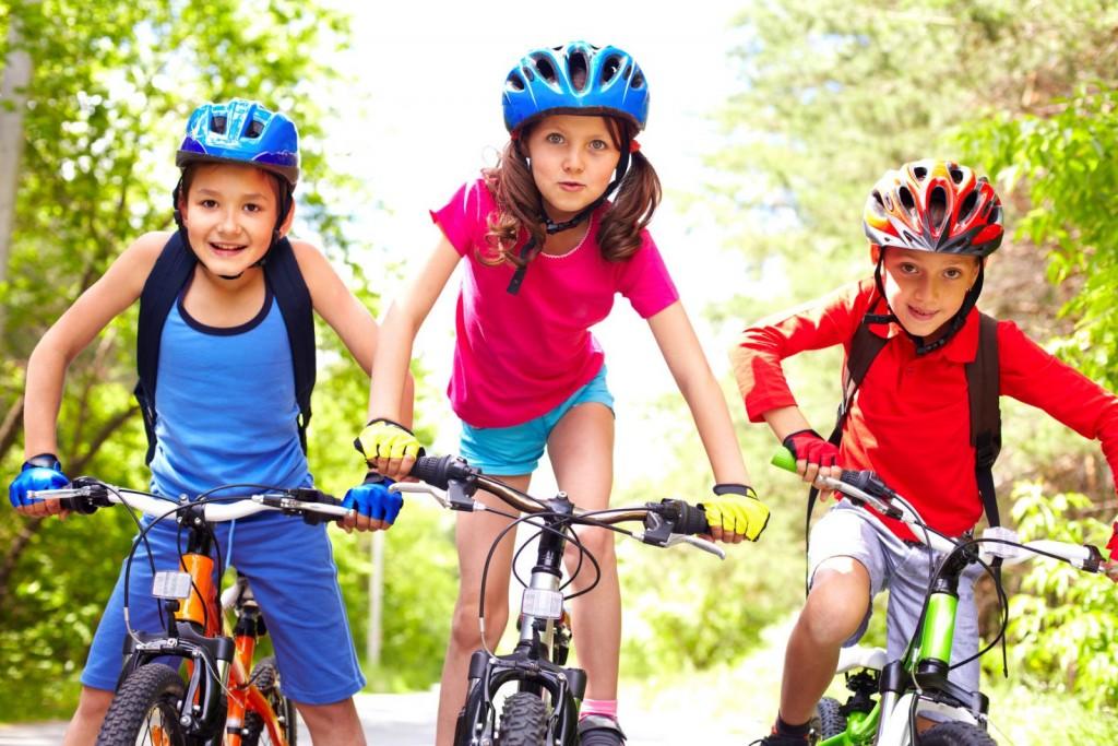 Tập thể thao cho trẻ