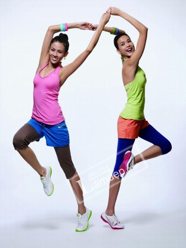 vận động giúp tăng chiều cao