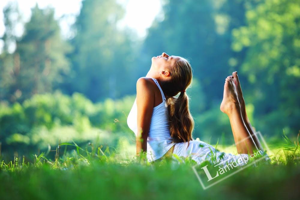 Tắm nắng giúp tăng chiều cao