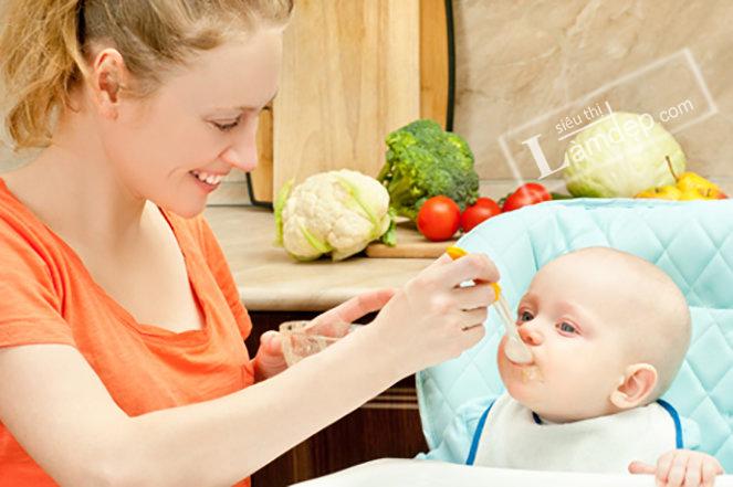 Cách Bổ Sung Rau Củ Đúng Cách Cho Trẻ Ăn Dặm
