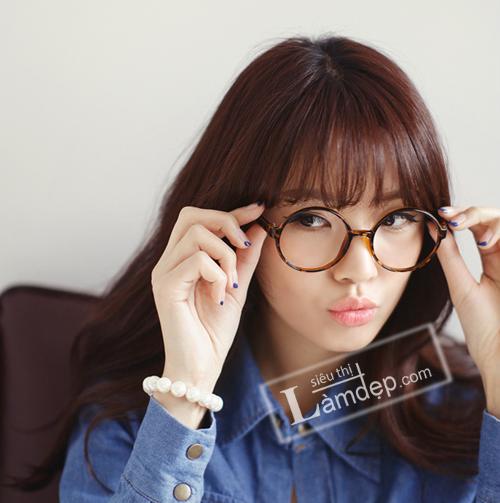 Cách Tạo Kiểu Tóc Mái Thưa Hàn Quốc Quyến Rũ Nhất 2015