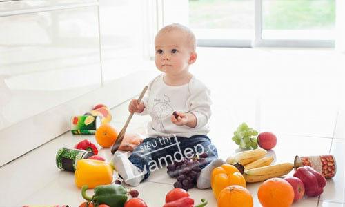 Hướng Dẫn Mẹ Cách Làm Bột Dinh Dưỡng Tăng Cân Cho Bé 6 -12 Tháng Tuổi