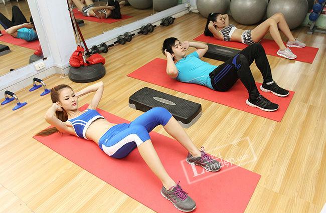 Thực Đơn Tăng Cân An Toàn Cho Các Bạn Gái Tập Gym