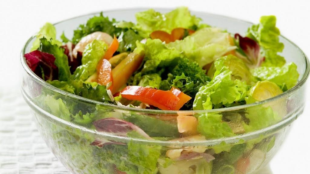 thực phẩm rau xanh