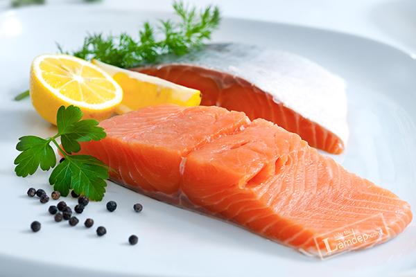 ăn hải sản giúp giảm cân hiệu quả